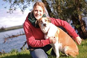 Fährtenleserin Steffi Wildniszeit