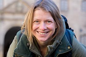 Fährtenleserin Anje Wildniszeit